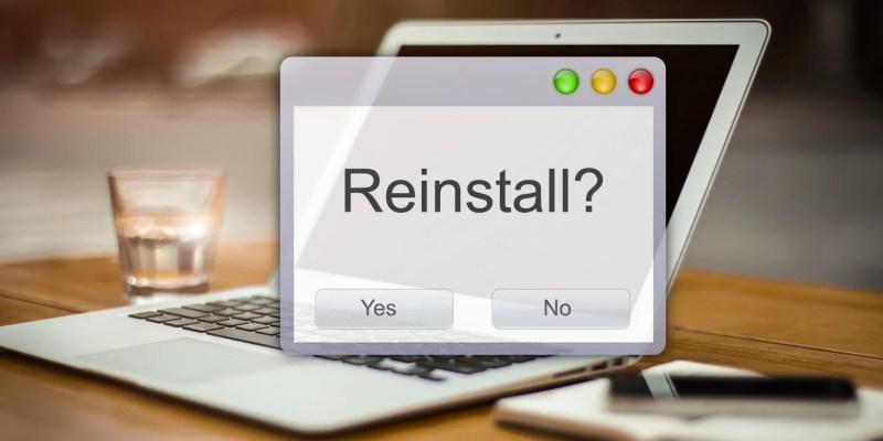 mac-reinstallazione