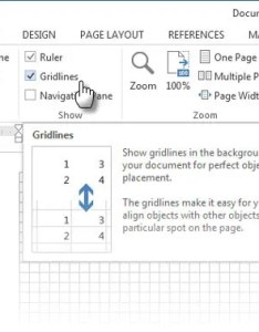 Word gridlines also how to create stunning flowcharts with microsoft rh makeuseof