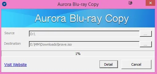 aurora - The 11 Best Tools for Ripping DVDs and Blu-rays to Your Computer