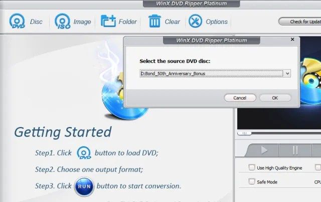 winxdvdripper - The 11 Best Tools for Ripping DVDs and Blu-rays to Your Computer