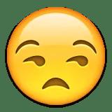 unashamed emoji emoticon