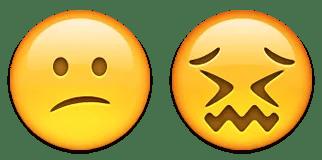 confused emoji emoticon