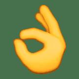 okay small emoji emoticon