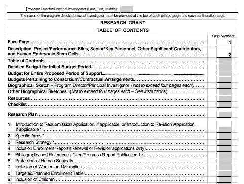 10 Best Table Of Contents Templates For Microsoft Word