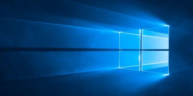 windows 10 home screen