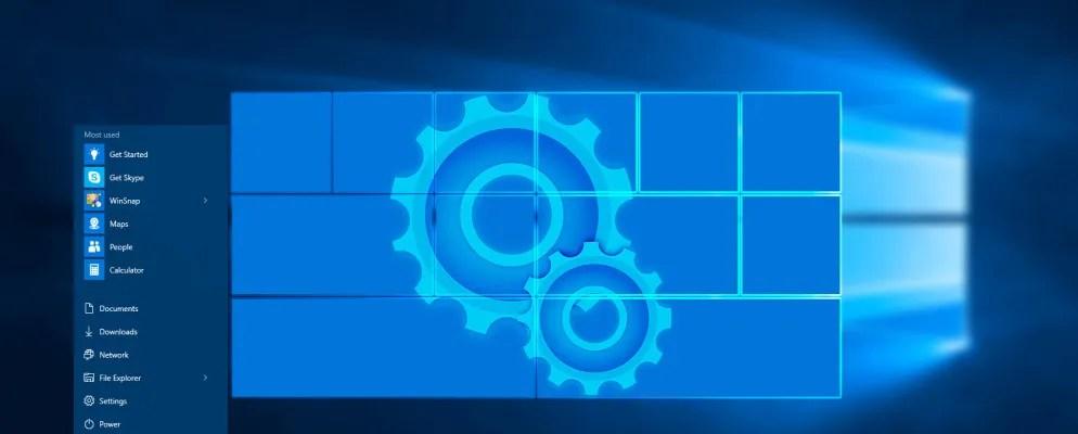 How to Create Custom Start Menu Tiles in Windows 10