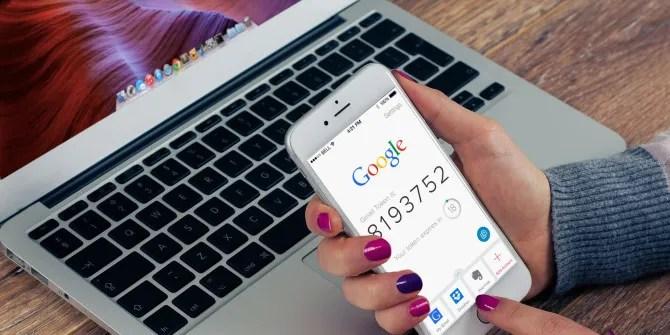 Google-аутентификатор-альтернатива