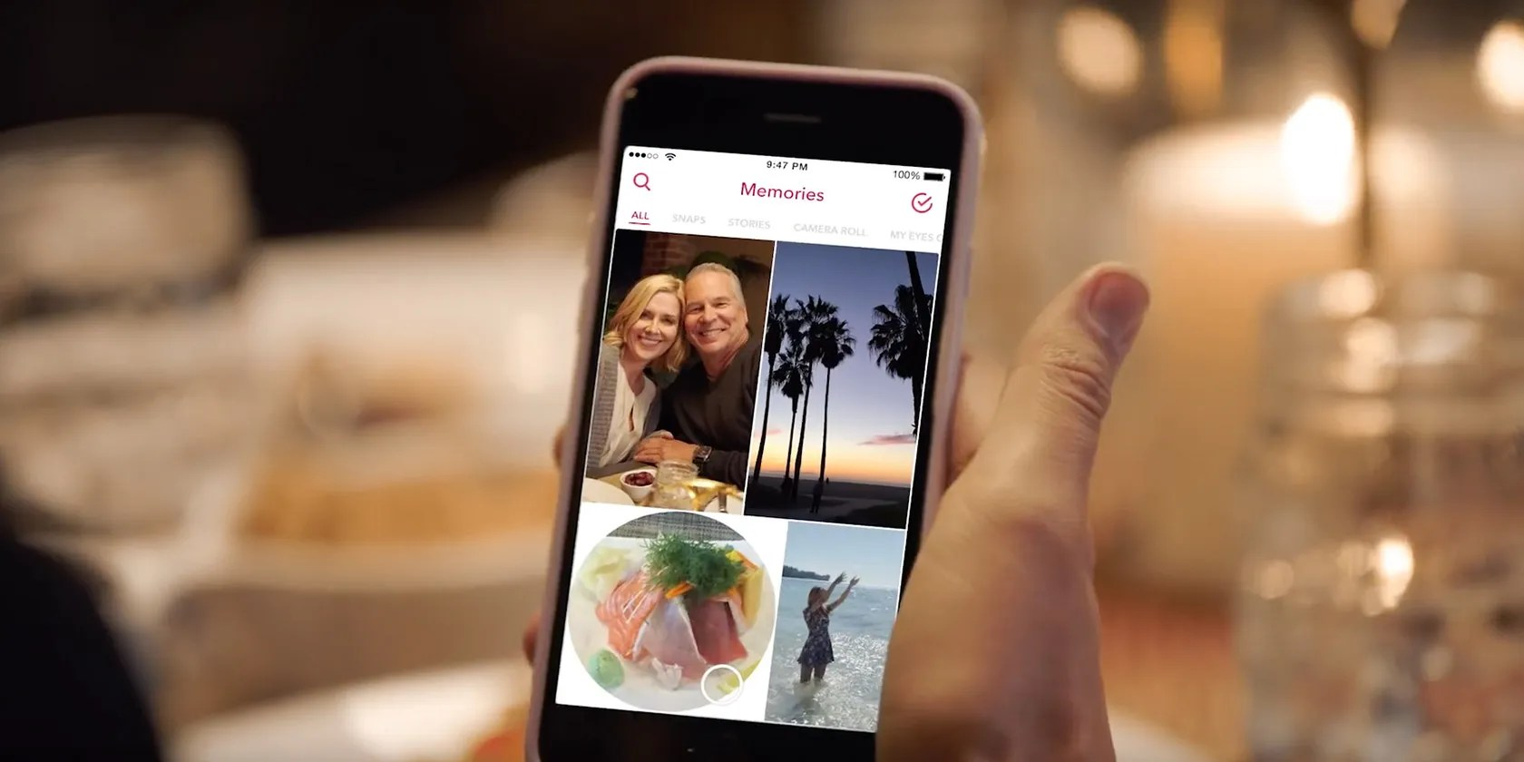 Snapchat-memories