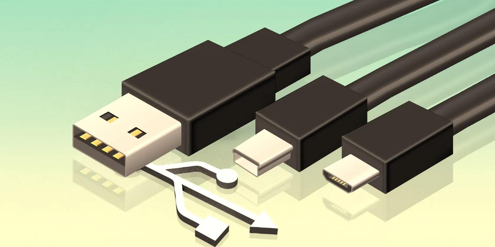 Cavo USB-types