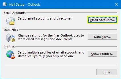Setting Up Email Accounts in Mail App