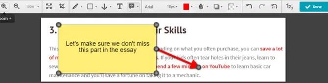 Nimbus Annotate Chrome