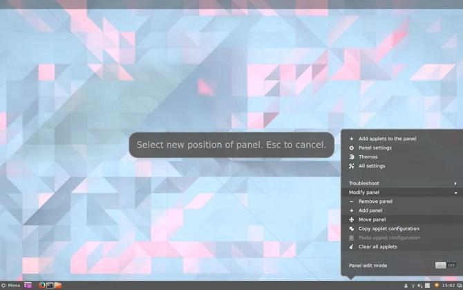 Настройте Linux Mint Cinnamon, чтобы он выглядел как macOS
