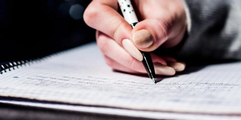 практик почерк
