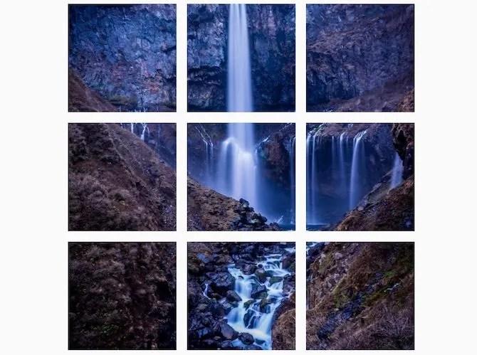 Instagram - приложение Giant Square