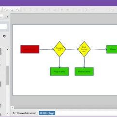 Best Tool To Draw Diagrams 2 Gang One Way Switch Wiring Diagram The 7 Free Flowchart Software For Windows Pencil Project