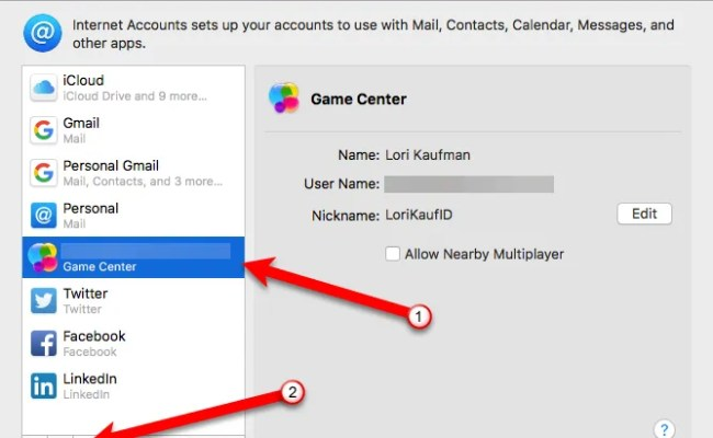 How To Use And Disable Game Center On Mac Ios