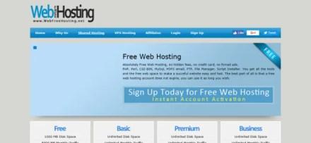 The Best Free Website Hosting Services in 2019 free web host webfreehosting