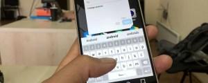 4 Grande Sênior-Friendly Teclados e Ícones para Android