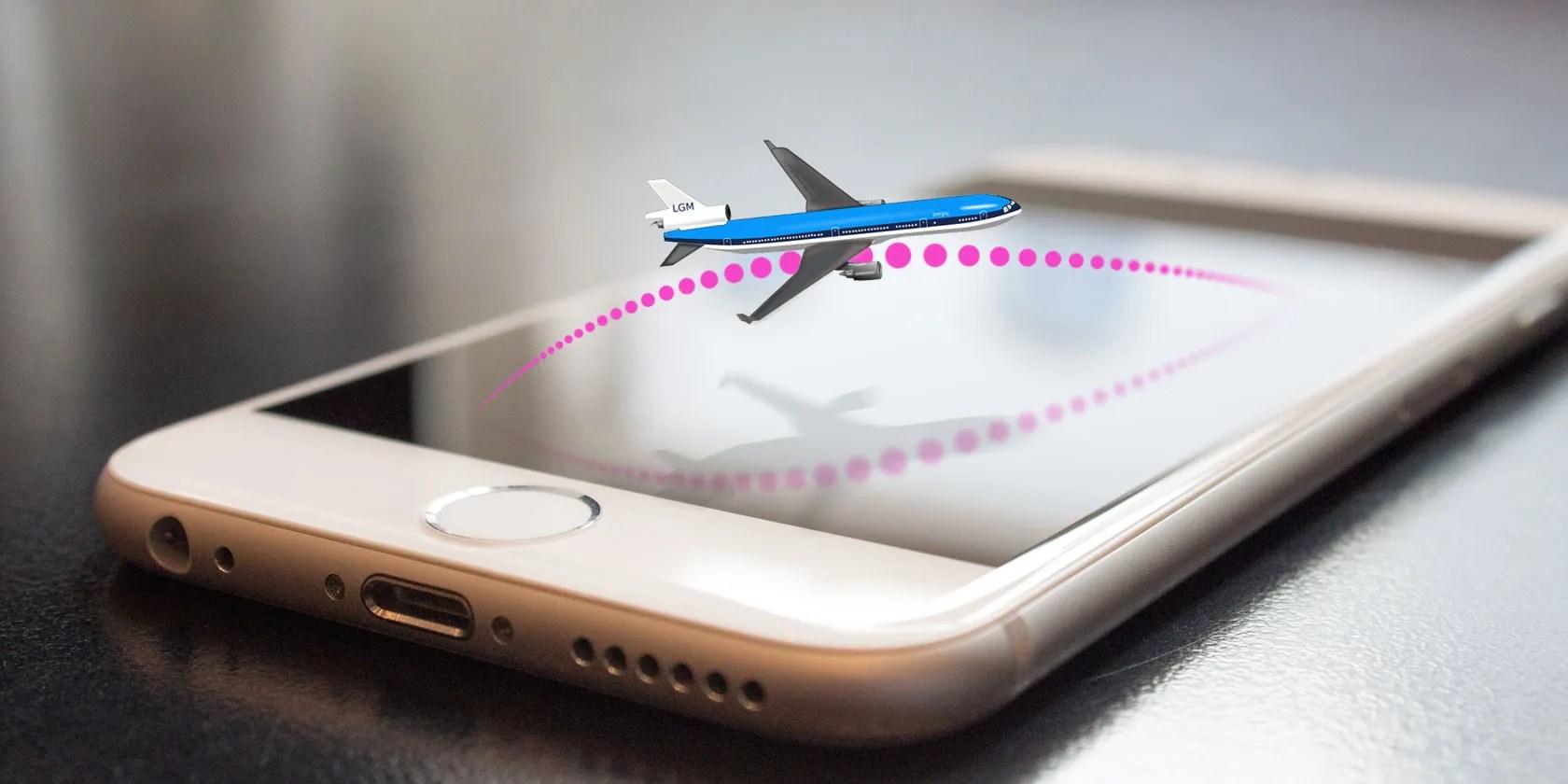 smartphone-volo-tracking