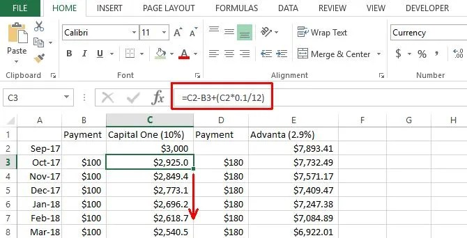 Make a Personal Budget on Excel in 4 Easy Steps