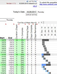 Gantt chart templates excel powerpoint also need  template for or here are rh makeuseof