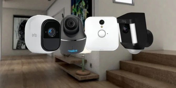 Diy Wireless Home Security Cameras