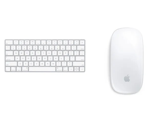 Hp Pavilion Wireless Keyboard And Mouse 800 White