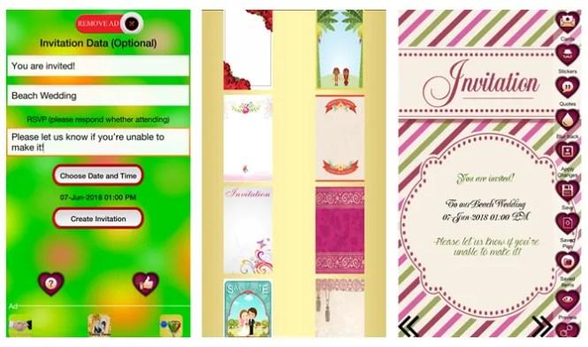 6 Digital Wedding Invitation S To
