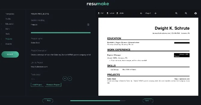5 Useful Resume Sites for Preparing a CV That Gets Read in 2018