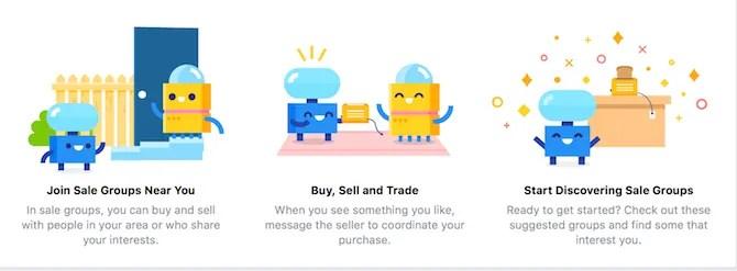 группы продажи в фейсбуке