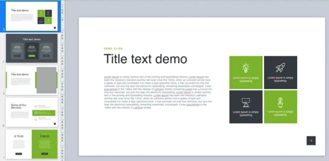12 free keynote templates to make your presentations stand out