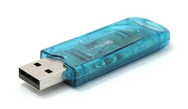 Una chiavetta USB può essere utilizzata come computer Windows