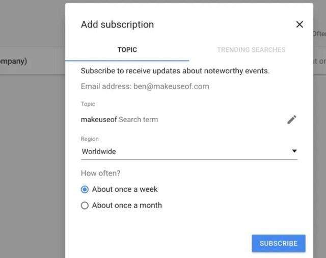 Google-Trends-Subscription