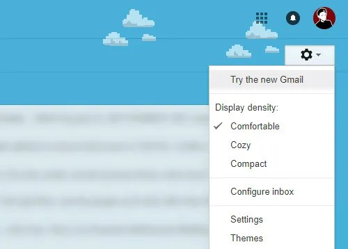 Try New Gmail - How to Change Gmail Themes, Background, Fonts, and More