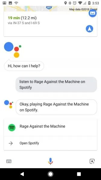 assistant music4 335x596 - Don't Text and Drive! 4 Ways Google Assistant Can Keep You Safe in Cars