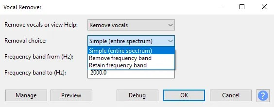muo creative remove vocals audacity menu - How to Remove the Vocals From Any Song Using Audacity
