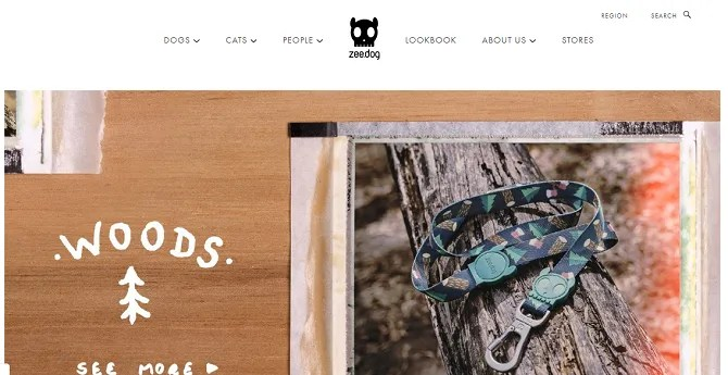 zeedog 670x345 - The 20 Best Shopify Stores to Try Instead of Amazon or eBay