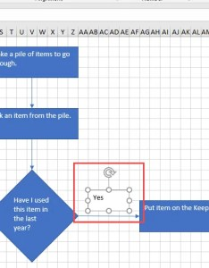 Add  text box near connector line on flowchart in excel also how to create rh makeuseof