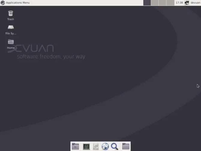 HowDevuanWorks Desktop - Linux Without systemd: Why You Should Use Devuan, the Debian Fork