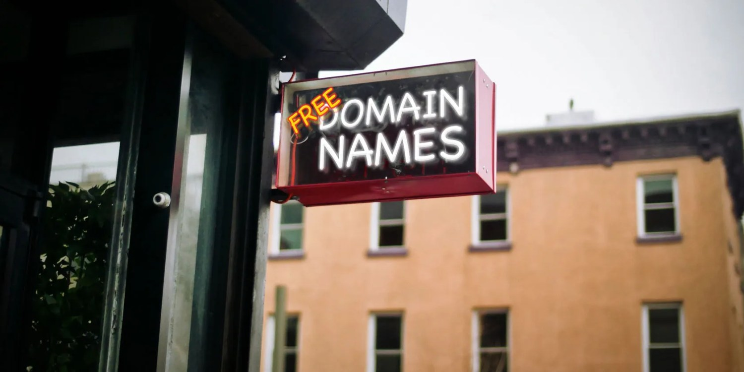 get free domain name - How to Get a Free Domain Name for Your Website