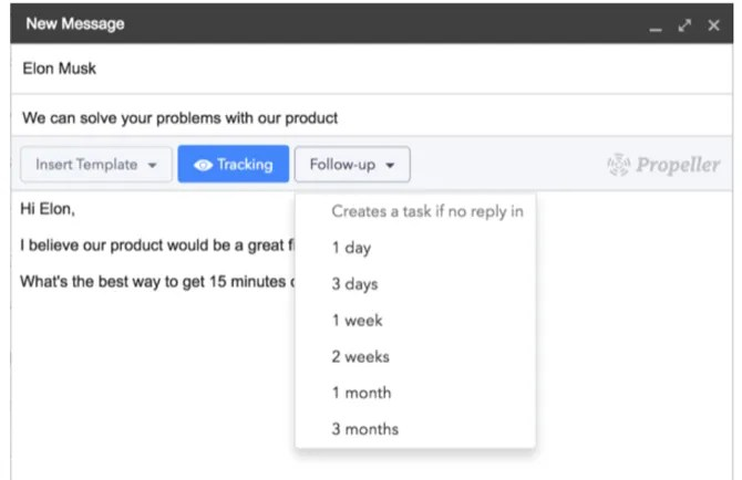 propeller gmail crm - The 7 Best Gmail CRMs Compared: Which Inbox Manager Is Best?