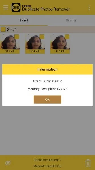 remo show duplicates ios 335x596 - Clean Up Bad iPhone Photos With These 5 Decluttering Apps