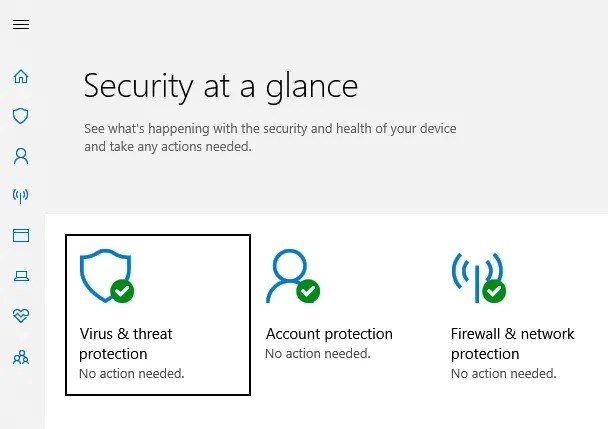 windows defender - The 8 Best Security Software for Windows 10 Malware Protection