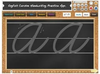 Cursive App 1 335x248 - How to Improve Your Handwriting: 8 Resources for Better Penmanship