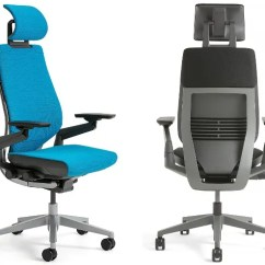 Good Computer Chairs Office Chair Dealers Near Me The 7 Best Cheap For Students On A Budget Steelcase Gesture Is Non Mesh Or And It Comes With