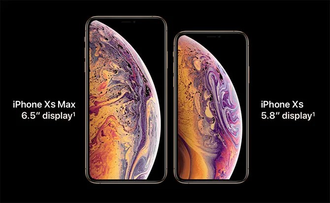 iphone xs max1 - Apple's 2018 Event: 3 New iPhones and a New Apple Watch