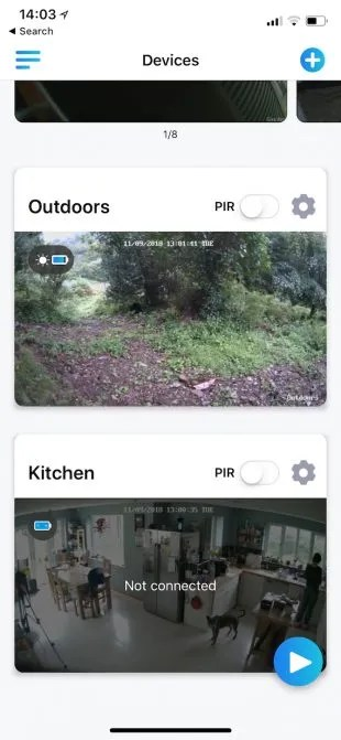 reolink app 1 310x671 - Reolink Argus Pro is a 100% Wireless Security Cam That Never Needs Charging