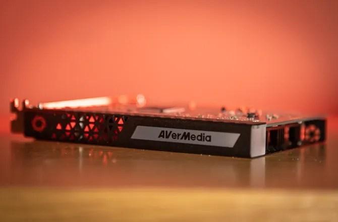 Scheda di acquisizione AVerMedia 4k