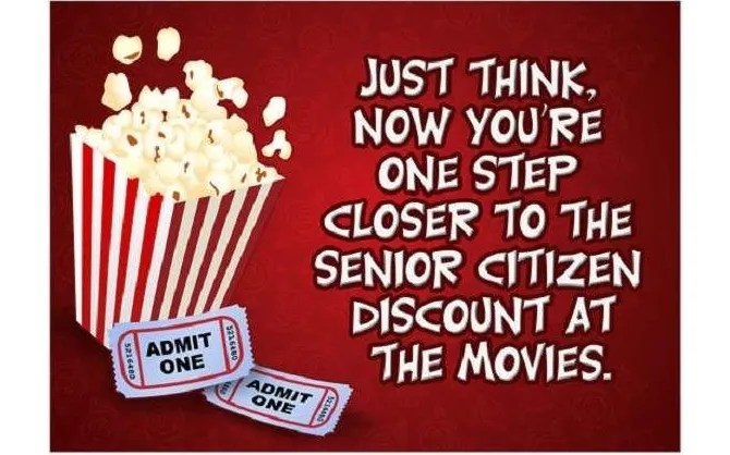 Meme di compleanno del cinema