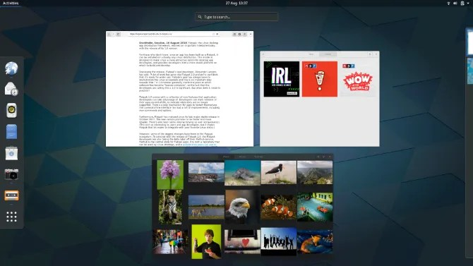 L'ambiente desktop GNOME